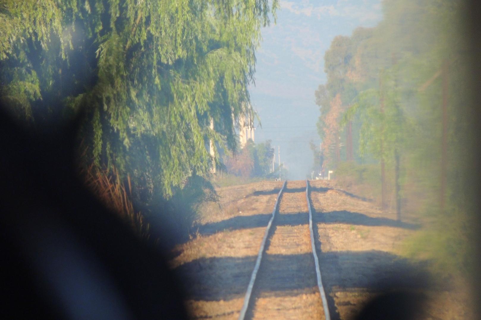 Varias formas de llegar a Talca