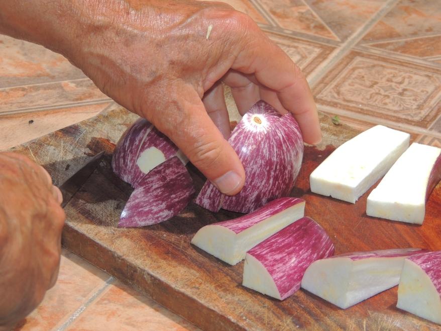 Preparación gourmet