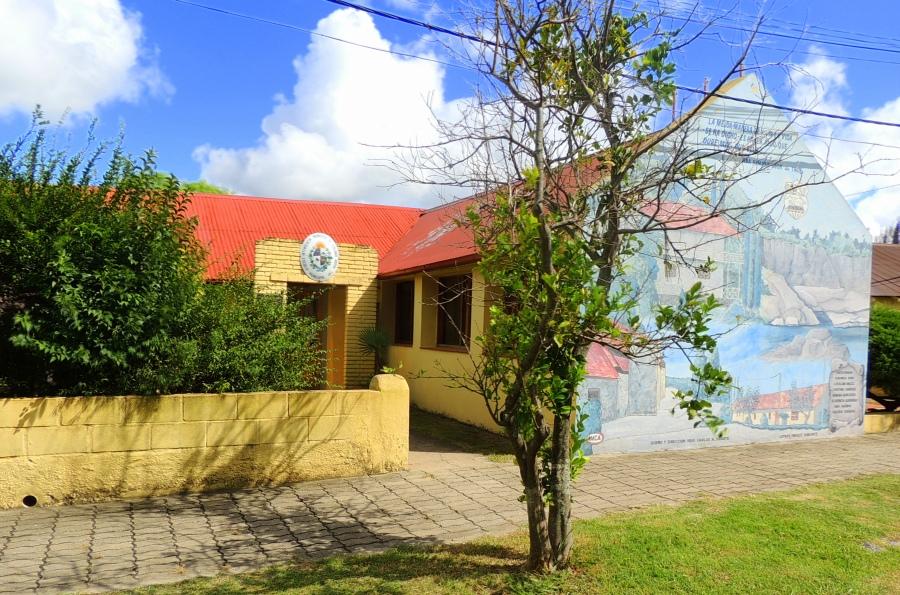 Escuela Pública en Conchillas, Colonia, Uruguay