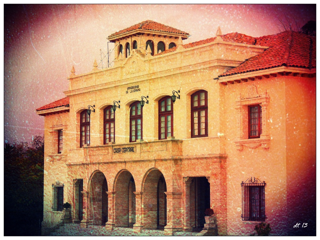 Universidad de La Serena, Chile