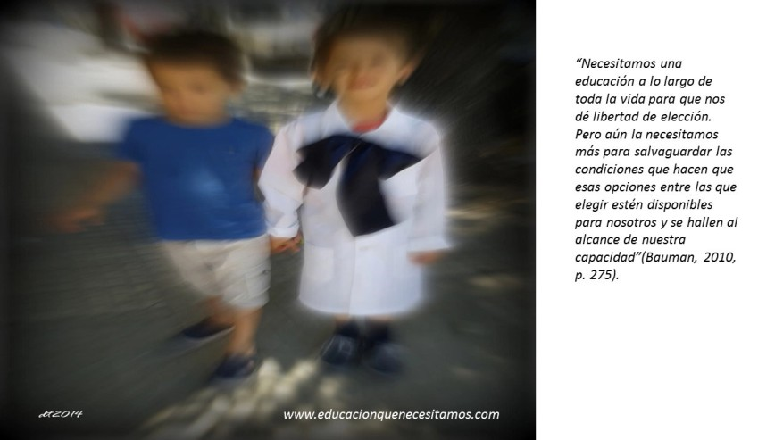 bauman - educación